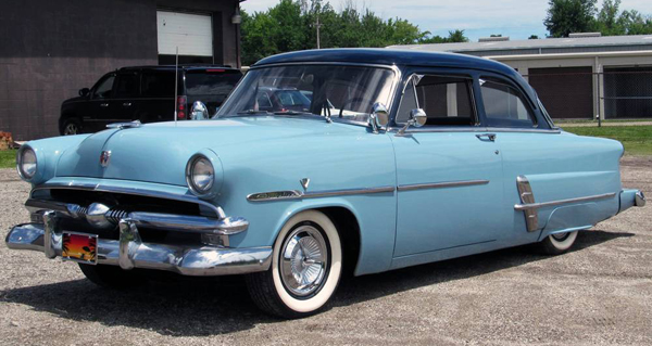 Models 2017 for 1953 ford 4 door sedan